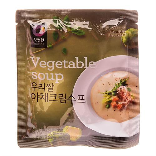 대상 청정원 우리쌀 야채스프(60g)