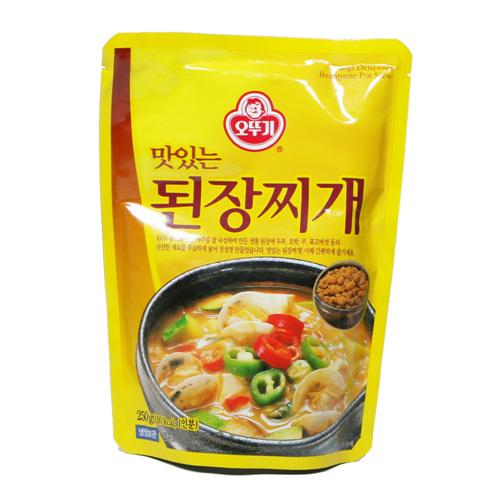 오뚜기 맛있는 된장찌개(250g)