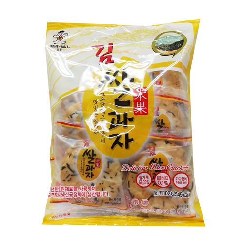 김쌀과자(102g)