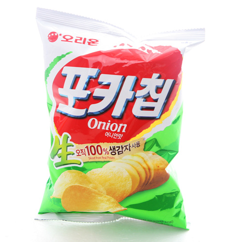 오리온 포카칩 어니언맛(60g)