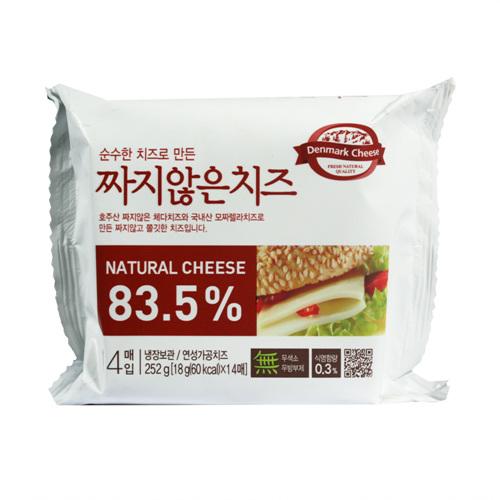 동원 덴마크 짜지않은 치즈(252g)