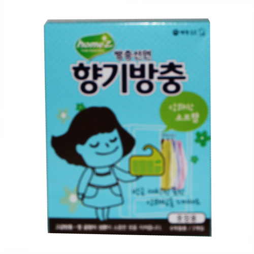 애경 홈즈 향기방충 옷장용 소프트향(2입)