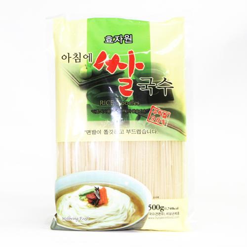 효자원식품 초록마을 아침에 쌀국수(500g)