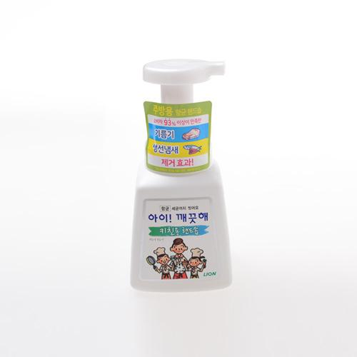 CJ 아이깨끗해 키친민트 용기(250ml)