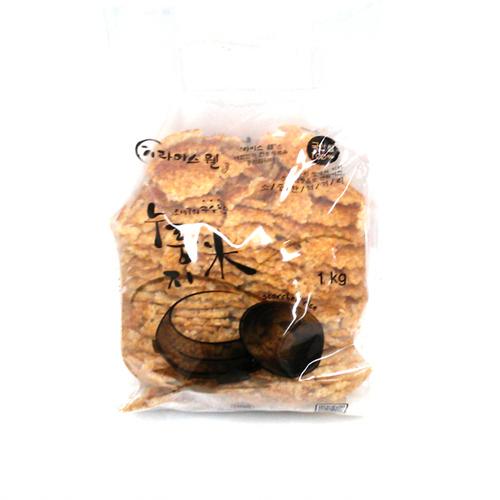 오래구워 구수한 누룽지 백미(1kg)