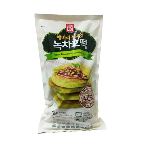 한성 해바라기씨앗녹차호떡 (400g)
