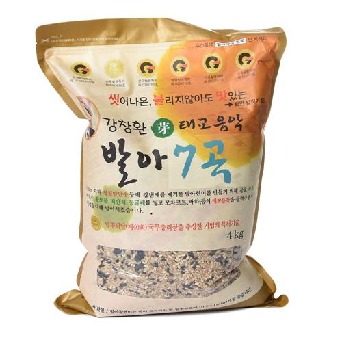 발아 7곡(4kg)