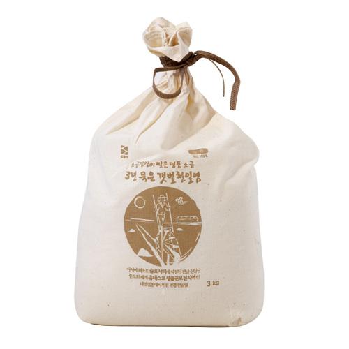 명인명촌 정구술 갯벌천일염(3kg)