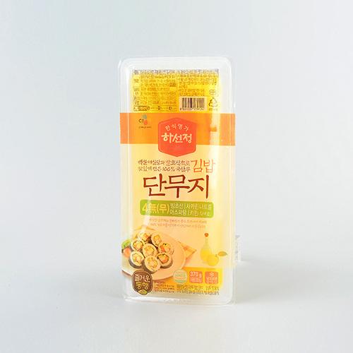 풀무원 무농약 김밥단무지(300g)