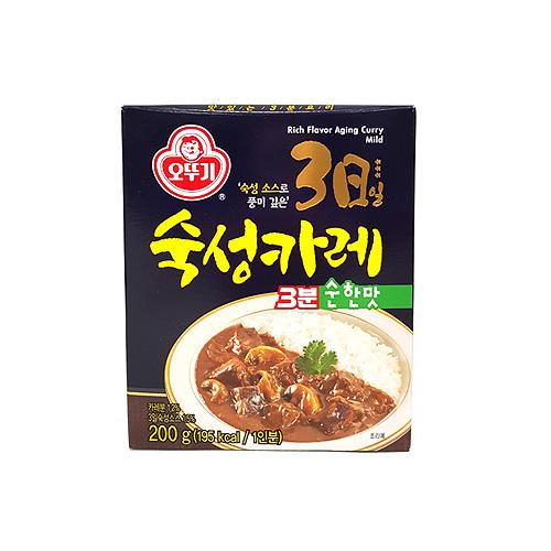 오뚜기 3분카레매운맛(200g)