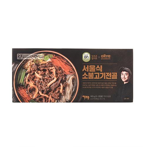 오뚜기 춘천닭갈비덮밥(340g)