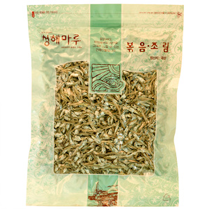 오성 볶음조림멸치(200g/봉)