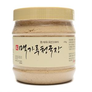 한국맥꾸룸 맥가루 청국장(450g)