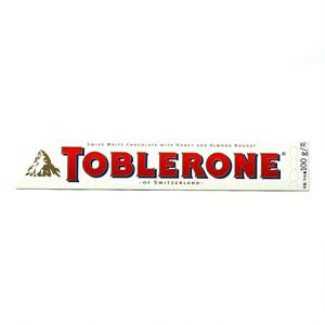 토블론 화이트초콜릿(100g)