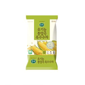 샘표 순작 유기농 알곡옥수수차(500g)