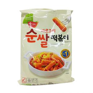 풀무원 바로조리 순쌀떡볶이 2인분(480g)