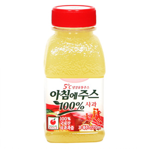 서울 아침에주스 사과(210ml)