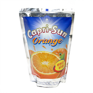 농심 카프리썬 오렌지(200ml)