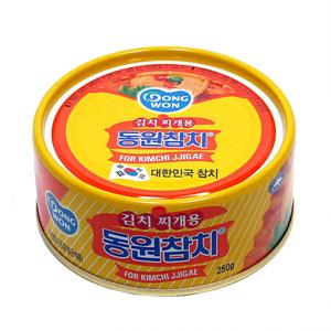동원 김치찌개용 참치(250g)