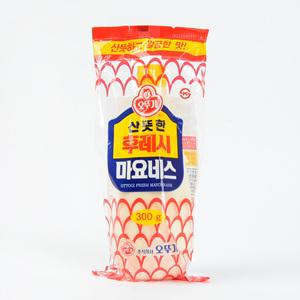 오뚜기 산뜻한 후레시 마요네즈(300g)