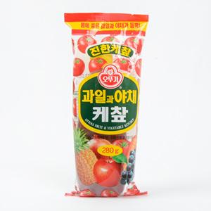 오뚜기 과일과 야채 케찹(280g)