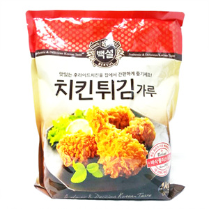 CJ 백설 치킨 튀김가루(1kg)