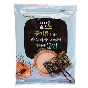풀무원 바삭바삭 구운돌김(40g)
