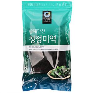 청정원 남해안산 청정미역(100g)