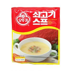 오뚜기 쇠고기스프(80g)