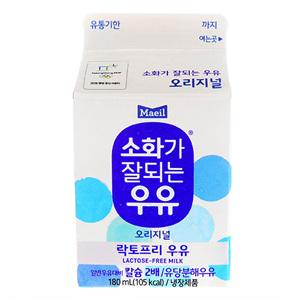 매일 소화가잘되는우유(180ml)