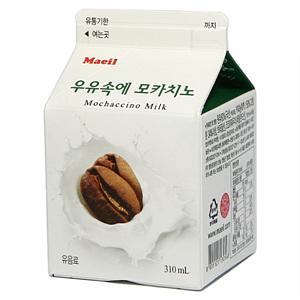 매일 우유속에모카치노(310ml)
