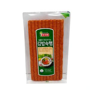 롯데햄 김밥속햄(100g)