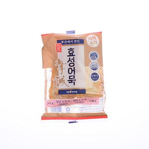 늘푸른바다 어묵촌 야채손각(240g)