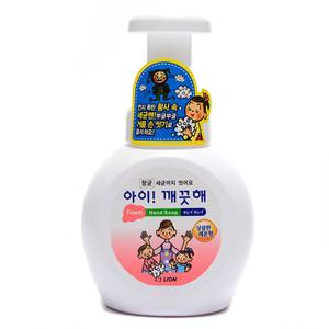 CJ 아이깨끗해 거품형 레몬(250ml)