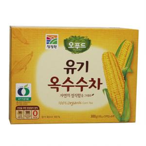대상 유기농 옥수수차(300g)