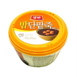 동원 밤단팥죽(285g)