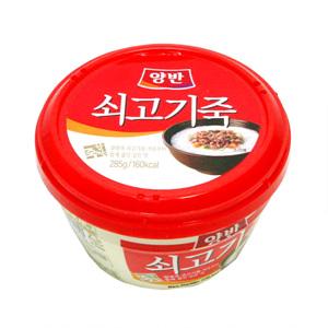 동원 쇠고기죽(285g)