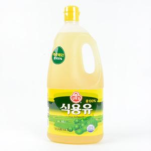 오뚜기 식용유(1.8L)