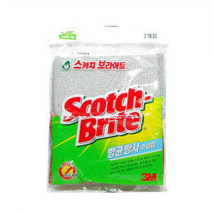 스카치 브라이트 항균망사수세미