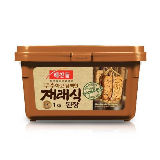 CJ 해찬들 재래식된장(1kg)
