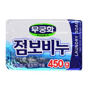 무궁화 점보비누(450g)