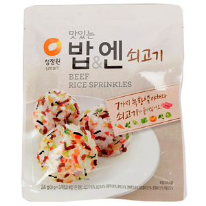 대상 청정원 맛있는 밥&엔 쇠고기(24g)