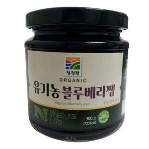 대상 유기농 블루베리잼(300g)