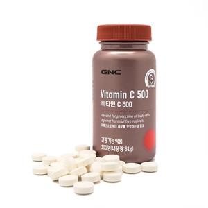 GNC 비타민C 500(100정)