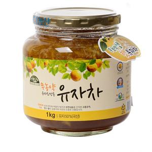 무농약 유자차(1kg)
