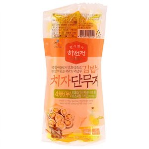 CJ 하선정 치자 단무지와 우엉(220g)