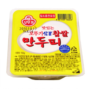 오뚜기 삼포 찹쌀만두피(150g)