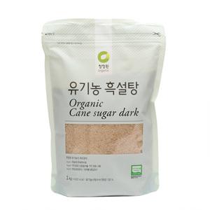 대상 유기농 흑설탕(1kg)
