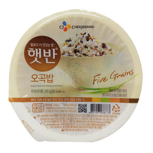 CJ 햇반 오곡밥(210g)