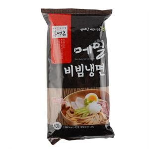 봉평 메밀 비빔냉면(600g)